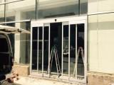 东丽区专业自动门玻璃感应门安装公司