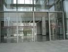 天津市供应 感应玻璃门 玻璃平开门