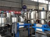 中小型食用油精煉油機 亞麻籽油精煉設備 油茶籽油精煉設備