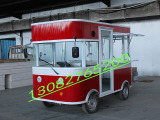 杭州景区小车 各种美食餐车订做厂家