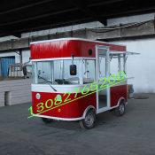 美食小吃车哪里售卖,四川美食小餐车厂家 多功能小餐车