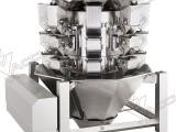 柱形三层8头3L组合称-安本智能机器