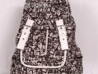 双肩包书包运动背包 旅行包男女休闲背包