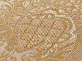许村厂家直销欧式沙发面料 窗帘布 雪尼尔 色织提花布 加厚装饰布