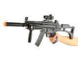 集星品牌 拼装振动闪光音乐 电动八音枪 JS8012