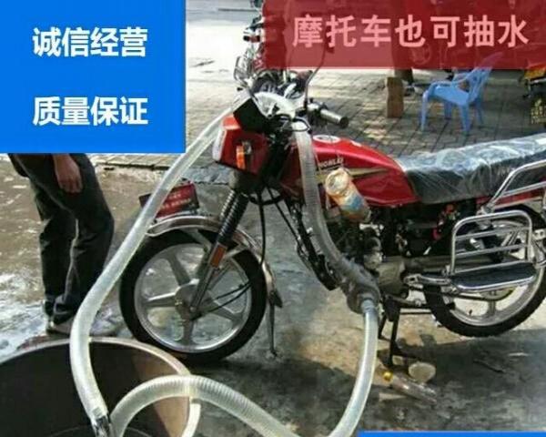 摩托车抽水泵农用抽水机,用于灌溉浇菜浇地鱼塘充氧喷
