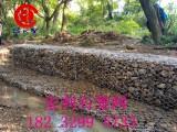 宏利格宾石笼应用于防洪施工 河道护坡铅丝石笼防冲刷