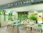 郑州市中原区订做化妆品展柜,绿欣装饰,珠宝展柜,美瞳展柜