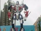 圣诞节展览出租出售大型变形金刚金刚侠