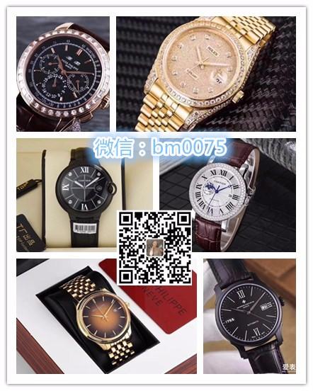 揭秘高仿万国劳力士手表与正品的区别,高仿手表包包鞋子衣服皮带