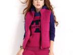 2014秋冬装新款女装加厚加绒卫衣三件套休闲套装 女装一件代发