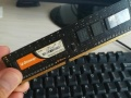 自用内存DDR3. 4g.1600频率,