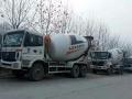 转让 搅拌运输车二手12方豪沃混凝土泥土罐车