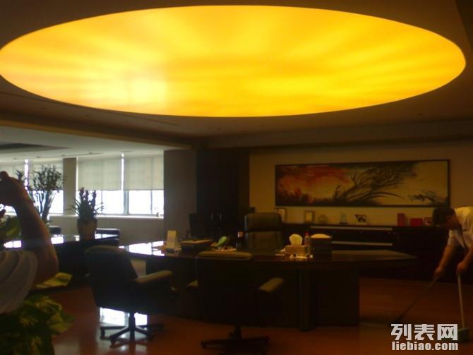 东莞软膜天花透光膜UV喷绘膜卡布灯箱无边框灯箱