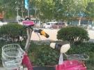 淄博元通车行出售九五成新雅迪小滑板电动车一辆650元