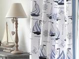 纯棉 帆布布料 窗帘布料 双经双纬 活性印染 全工艺 加厚帆布批