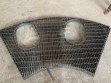 北京插接镀锌钢格栅板规格 钢格板