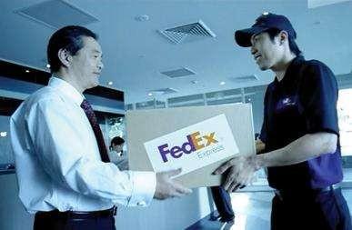 寄药品中药到美国英国日本 联邦FedEx国际快递 叫件电话