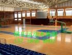 体育运动地胶 优质场地篮球专用运动木地板批发 篮球运动地板