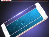 三星C7钢化膜 C7手机全屏丝印钢化玻璃