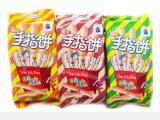 达利食品手指饼115g儿童卡通磨牙棒牛奶酥性甜味饼干厂价批发