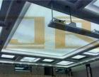 菏泽软膜天花吊顶材料 汲润厂家写真UV喷绘 透光膜
