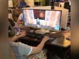 二手网咖i5游戏电脑 独立显卡 固态盘 轻松办公