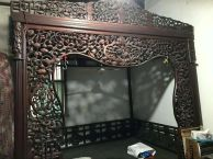 浦东红木家具回收/黄花梨木家具回收/客厅红木沙发回收