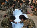 军诺军事夏令营开营了,带给孩子不一样的军事体验