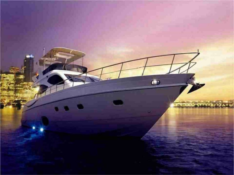 上海游艇租赁