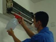 福州闽侯荆溪专业清洗家用空调,荆溪空调清洗加氨,中央空调清洗
