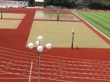 硅PU,丙烯酸,PU这三种国坪涂料球场材料的区别