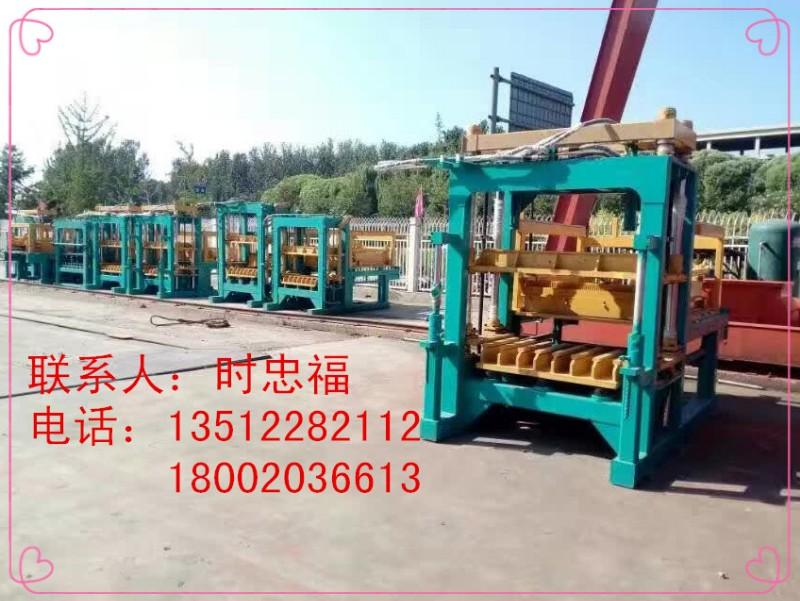 天津的砖机厂家 建丰砖机
