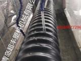 碳素管生产设备 超丰塑料机械 PE碳素螺旋管生产线