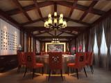 东营品牌连锁餐厅餐饮店装修与设计公司