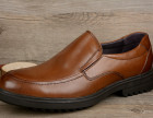 广州真皮男鞋工厂 OEM贴牌生产批发品牌真皮男女鞋 品质保证