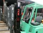 上海松江、闵行区大量回收二手叉车