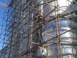 罐体蒸压釜岩棉板保温施工队 硅酸铝设备保温施工