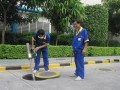 襄樊高压疏通清洗襄阳化粪池清掏樊城抽粪市政管道清理