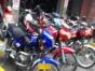 长期低价出售二手摩托车电瓶车