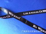 【广州丝带印刷厂】涤纶带 黑丝带 蕾丝丝带 织边带 丝印logo