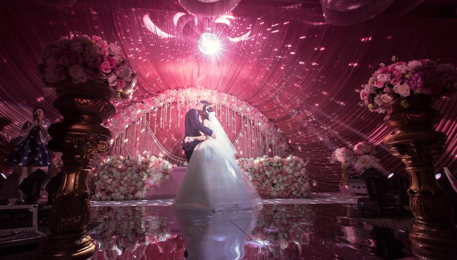 珠海达林婚礼创意策划 场地布置 婚礼摄影摄像跟拍 司仪主持