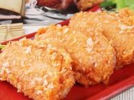 泉州鲜榨果汁鸡排炸鸡汉堡培训班费用多少