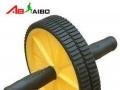 正品健腹器单轮健腹轮腹肌轮滚轮健身减肥家用腹部