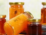 品质生活首选-蜂蜜瓶批发厂家直供一件起批