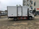 赤峰江淮骏铃V6 4.2米牛奶保鲜车全国销售,网络价格多少