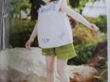安黎小镇19夏季新款甜美公主裙品牌折扣童装正品走份批发
