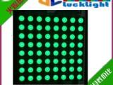 供应2388AURPG红加纯绿高亮LED点阵模块