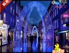 来宾景区公园商场酒店楼盘街道圣诞彩灯灯串网灯圆球装饰彩灯