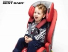 儿童安全座椅,碳素合金钢结构骨架,气泵式硬接口固定